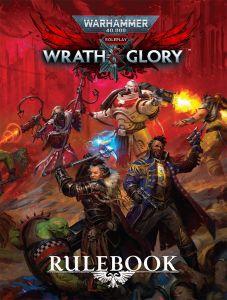 Wrath & Glory Core Rulebook | Warhammer 40,000 RPG (Revised Edition)