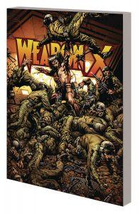 Wolverine: Wearon X New Printing TP
