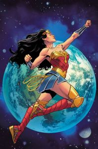 WONDER WOMAN #780 COVER A MOORE