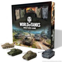 World of Tanks: Miniatures Game -Starter Box