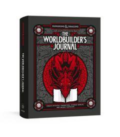 The Worldbuilder's Journal of Legendary Adventures | Dungeons & Dragons