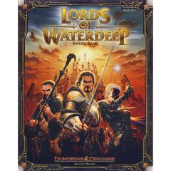 Lords of Waterdeep   Dungeons & Dragons