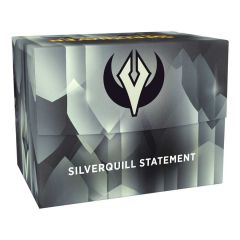 Silverquill Statement | Commander Deck | MTG: Strixhaven School of Mages | Magic: The Gathering