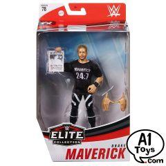 Drake Maverick - Elite 78 - WWE Action Figure
