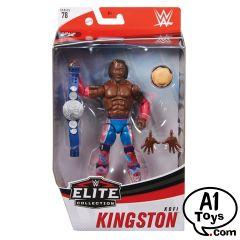 Kofi Kingston - Elite 78 - WWE Action Figure