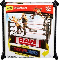 WWE Raw - Survivor Series - Wrestling Ring