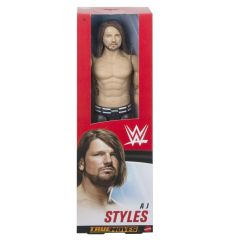 "AJ Styles - True Moves - WWE 12"" Action Figure"