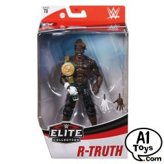R-Truth - Elite 78 - WWE Action Figure