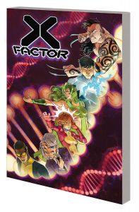 X-Factor (2020) by Leah Williams TP