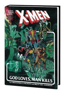 X-Men | God Loves, Man Kills | Extended Cut Gallery Edition HC