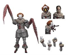 Pennywise The Dancing Clown | IT | NECA Ultimate Action Figure