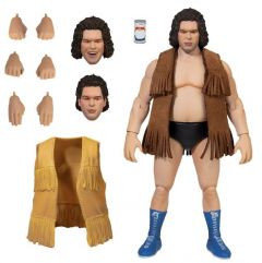 Andre the Giant | Ultimates Action Figure | WWE | Super7