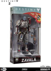 Zavala - Vanguard Mentor - Destiny 2 Figure