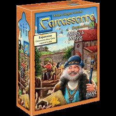 Abbey & Mayor: Carcassonne Epansion 5