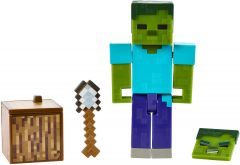 Zombie - Minecraft Comic Maker Action Figure